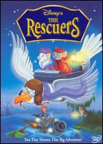 The Rescuers - Art Stevens; Don Bluth; John Lounsbery; Milt Kahl; Wolfgang Reitherman