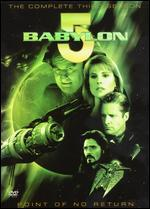 Babylon 5: The Complete Third Season [6 Discs]