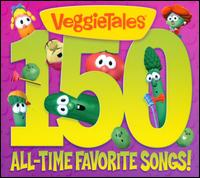 150 All-Time Favorite Songs! - VeggieTales