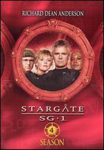 Stargate Sg-1 Season 4 Boxed Set