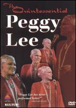 The Quintessential Peggy Lee [Vhs Tape]