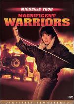 Magnificent Warriors - David Chung
