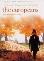 The Europeans [Vhs]