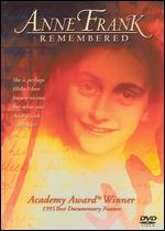 Anne Frank Remembered - Jon Blair