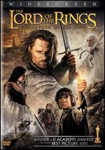 The Return of the King (Dvd Movie) 2-Disc Wide Lord of the Rings