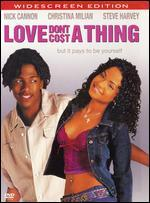 Love Don't Cost a Thing (Widescr