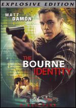 The Bourne Identity [WS] [Explosive Edition]