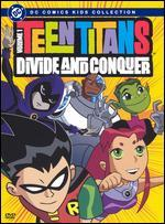 Teen Titans, Volume 1-Divide and Conquer (Dc Comics Kids Collection)