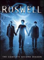 Roswell-the Complete Second Season