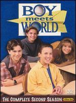 Boy Meets World-the Complete Second Season