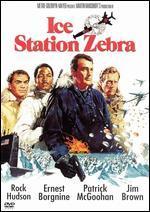 Ice Station Zebra [Dvd] [Region 1] [Us Import] [Ntsc]