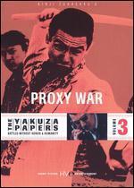 The Yakuza Papers, Vol. 3-Proxy War