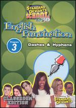 Standard Deviants School: English Puncuation, Program 3