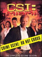 CSI: Miami - The Complete Second Season [7 Discs]