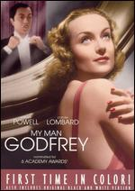 My Man Godfrey (Colorized / Black and White)