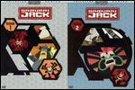 Samurai Jack: The Complete Seasons 1 and 2 [4 Discs]