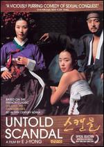 Untold Scandal - E J-Yong