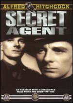 Secret Agent - Alfred Hitchcock