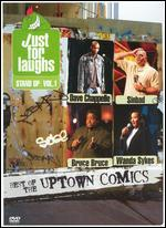 Just for Laughs: Stand Up, Vol. 1-Best of the Uptown Comics