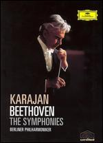 Beethoven-the Symphonies Boxset / Herbert Von Karajan, Gundula Janowitz, Christa Ludwig, Jess Thomas, Walter Berry, Berlin Philharmoniker