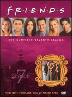 Friends: The Complete Seventh Season [4 Discs]