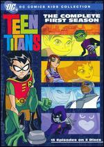 Teen Titans-the Complete First Season (Dc Comics Kids Collection)