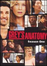 Grey's Anatomy: Season 01 -