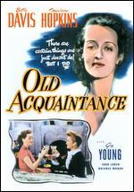 Old Acquaintance