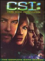 CSI: Crime Scene Investigation - The Complete Sixth Season [7 Discs]
