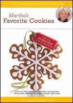 Martha Stewart: Martha's Favorite Cookies