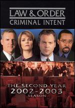Law & Order: Criminal Intent - The Second Year [5 Discs]