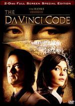 The Da Vinci Code [P&S] [2 Discs] - Ron Howard