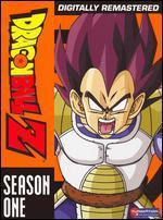 Dragon Ball Z-Season One-Vegeta Saga (Uncut)