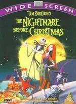 Nightmare Before Christmas [Dvd] [1994]