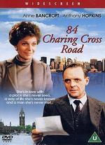 84 Charing Cross Road-Anne Bancroft as Helene Hanff; Anth Dvd