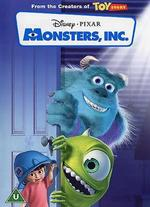 Monsters, Inc. - David Silverman; Lee Unkrich; Pete Docter