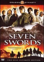 Dragon Dynasty: Seven Swords - Tsui Hark