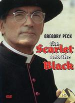 The Scarlet and the Black [Region 2]