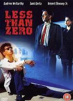 Less Than Zero [Dvd]