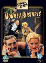 The Marx Brothers: Monkey Business [Dvd]