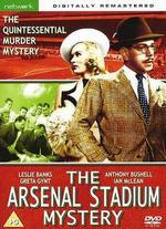 The Arsenal Stadium Mystery [Non-Usa Format, Pal, Reg.2 Import-United Kingdom]