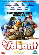 Jim Broadbent as Sergeant; John Cleese as Mercury; Tim Curry as Von Talon; Ricky Gervais as Bugsy; -Valiant-[Dvd]