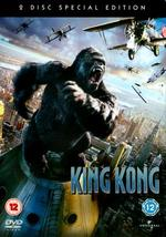 King Kong (2 Disc Special Edition) (2006) Naomi Watts; Adrien Brody
