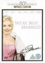 Were Not Married [Dvd]