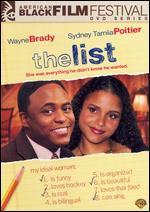 The List - Brandon Sonnier