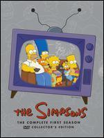The Simpsons: Season 1 [3 Discs] [with Movie Money Cash]