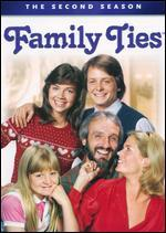Family Ties: The Second Season [4 Discs]