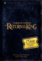 The Lord of the Rings: The Return of the King [4 Discs] [With Golden Compass Movie Cash]