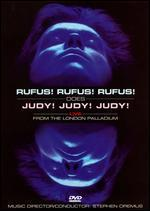 Rufus Wainwright: Rufus! Rufus! Rufus! Does Judy! Judy! Judy! Live from the London Palladium