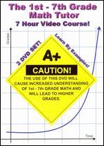 The 1st-7th Grade Math Tutor